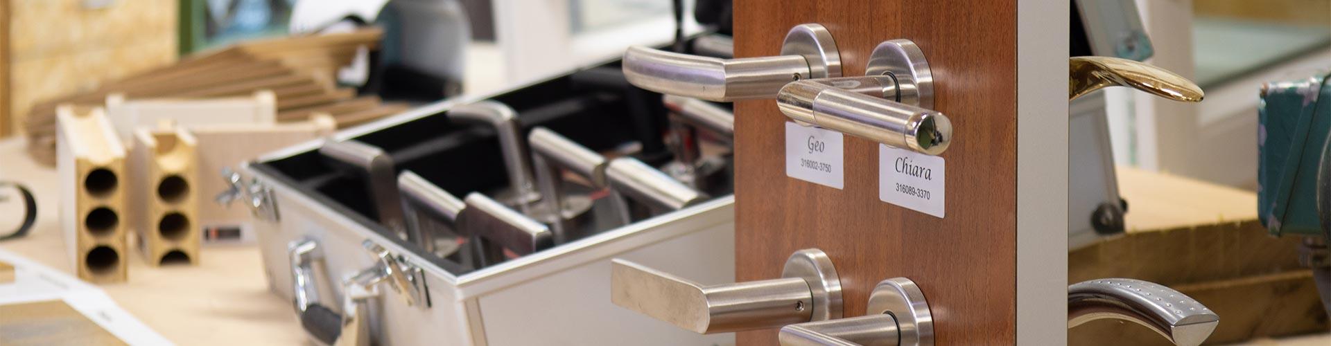 Türklinken für Haustüren und Zimmertüren